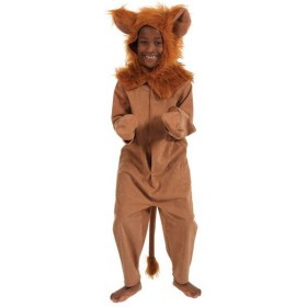 Lion, Fur Fabric. Fancy Dress Costume