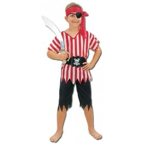 Pirate Boy.Budget Fancy Dress Costume