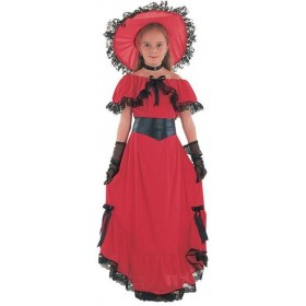 Scarlet O'Hara. Budget Fancy Dress Costume