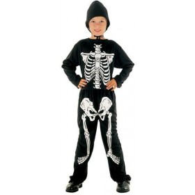 Skeleton. Budget Fancy Dress Costume