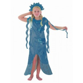 Mermaid Budget Fancy Dress Costume