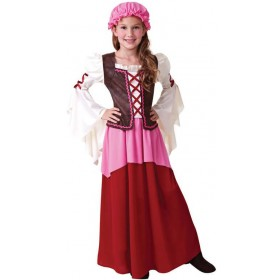 Little Tavern Girl Fancy Dress Costume