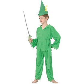 Peter Pan/Robin Hood Green Fancy Dress Costume