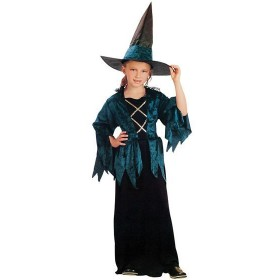 Gothic Witch Fancy Dress Costume