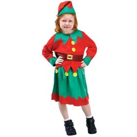 Santa'S Helper Fancy Dress Costume