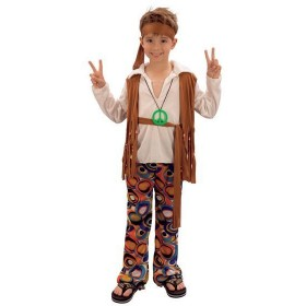 Hippy Boy Fancy Dress Costume