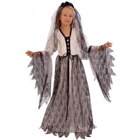 Corpse Bride Fancy Dress Costume