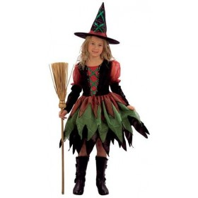 Fairy Witch&Tu Tu Fancy Dress Costume