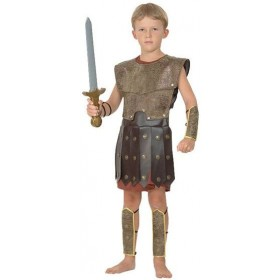 Warrior Fancy Dress Costume