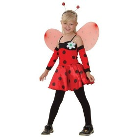 Ladybug Fancy Dress Costume