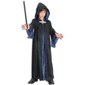 Wizard Robe Fancy Dress Costume