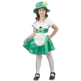 Leprechaun Girl Fancy Dress Costume