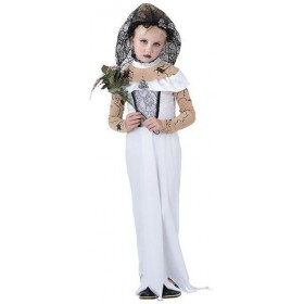 Zombie Bride Fancy Dress Costume