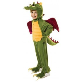 Childs Dragon. Fancy Dress Costume