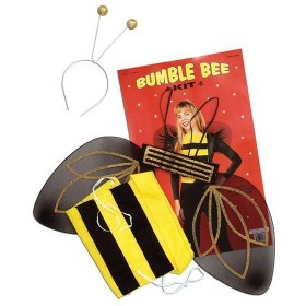 Bumble Bee Set. Adult (Animals Fancy Dress Disguises)