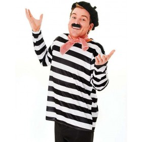 Frenchman Set (French Fancy Dress Disguises)