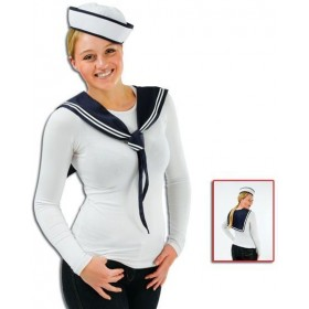 Sailor Girl Set (Sailor Fancy Dress Disguises)