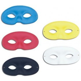 Gent'S Large Eye Mask Asstd (Fancy Dress Eyemasks)