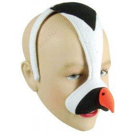 Penguin Mask Fancy Dress Eyemask