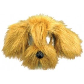 Shaggy Dog. Brown (Animals Fancy Dress Masks)