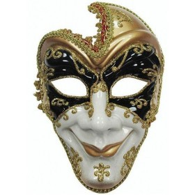 Full Face Man Mask (Fancy Dress Eyemasks)