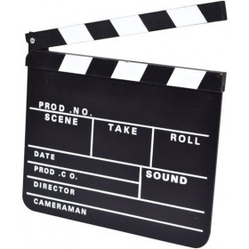 Clapper Board (1920S , Film Fancy Dress)