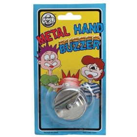 Handbuzzers Metal (Cops/Robbers Fancy Dress)