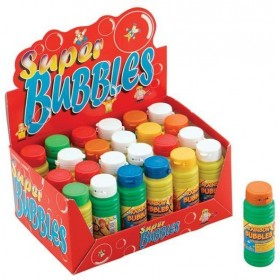 Bubbles BOX OF 24 (Fancy Dress Tricks)