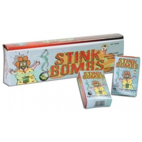 Stink Bombs  (Fancy Dress Tricks)