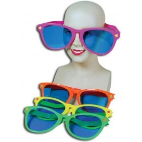 Sun Specs Jumbo (Fancy Dress Glasses)