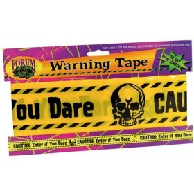 Warning Tape (Halloween Fancy Dress)