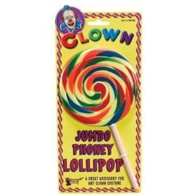 Jumbo Lollipop (Fancy Dress)