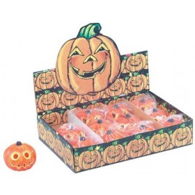 Pumpkin Light Up. Battery Operated (Halloween Decorations)