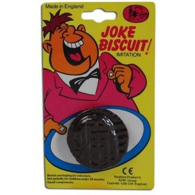 Biscuits, Jaffa Cake (Fancy Dress Tricks)
