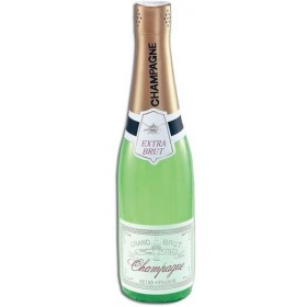 """Inflatable Champagne Bottle 30"""" (Fancy Dress Inflatables)"""