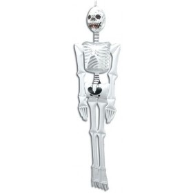 "Inflatable Skeleton, 72"" (Halloween Inflatables)"