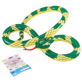 Inflatable Snake (Animals Fancy Dress Inflatables)