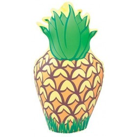 "Inflatable Pineapple 14"" (Food , Hawaiian Fancy Dress Inflatables)"