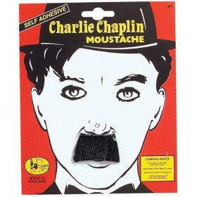 Chaplin Tash (1920S Fancy Dress Facial Hair)