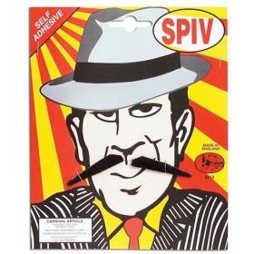 Spiv Moustache (1920S Fancy Dress Facial Hair)