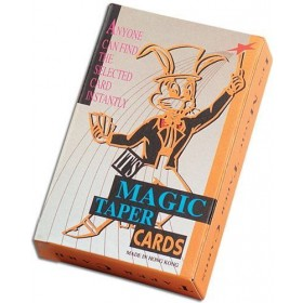 Trick Pack/Cards Wizard Taper (Viking Fancy Dress Tricks)