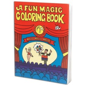 Magic Colouring Book (Fancy Dress Tricks)
