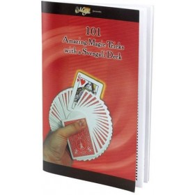 101 Magic Tricks Book For S/Deck (Fancy Dress Tricks)
