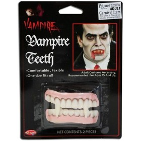 Teeth. Vampire (Halloween Disguises)