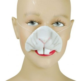 Rabbit Nose (Animals Fancy Dress Disguises)