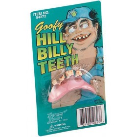 Hill Billy Teeth (Fancy Dress)