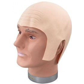 Bald Head Rubber (Realistic) (Fancy Dress)