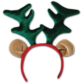 Christmas Reindeer Boppers (Christmas Disguises)