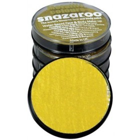 Snazaroo Gold 18 Ml Tubs (Clowns Fancy Dress Face Paint)