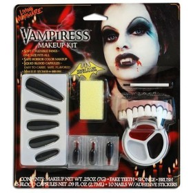 Vampiress Make Up Kit (Halloween Make Up)
